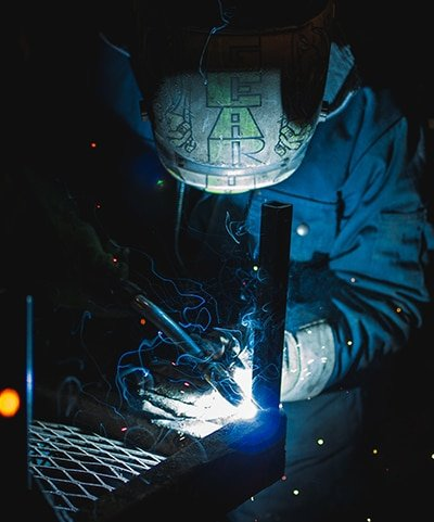 Welding of stainless, steel and aluminum - Quality Steel Supplier Newcastle - All Steel Cardiff