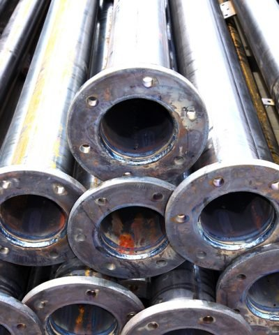 Galvanised steel pipes - Quality Steel Supplier Newcastle - All Steel Cardiff