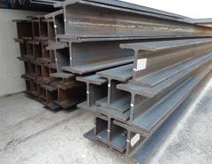Structural steel beams - Quality Steel Supplier Newcastle - All Steel Cardiff
